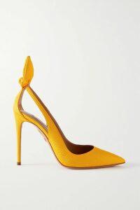 Ulla Johnson - Prisma Floral-print Fil Coupé Silk-blend Chiffon Midi Dress - Burgundy