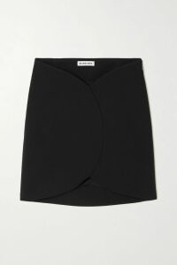 La Ligne - Aaa Candy Striped Wool And Cashmere-blend Sweater - Gray