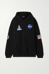 Balmain - Double-breasted Grain De Poudre Wool Blazer - Red