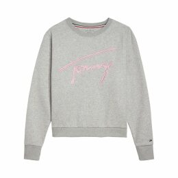 Signature Logo Sweatshirt