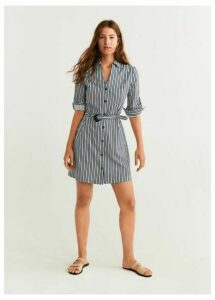 Short shirt dress