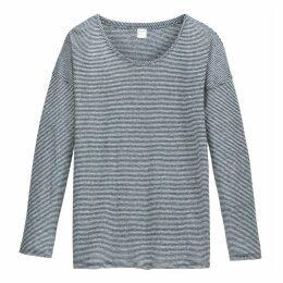 Linen Breton Striped T-Shirt