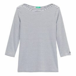 Breton Striped Cotton T-Shirt