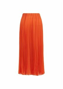 Lilita Skirt Burnt Orange 18