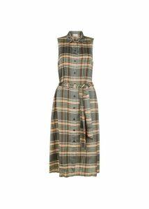 Isadora Dress Peat Multi 18