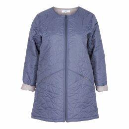 Lightweight Mid-Length Padded Jacket