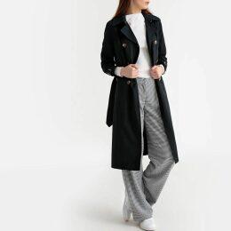 Long Mid-Season Raincoat