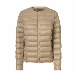 Short Lightweight Padded Jacket