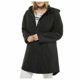 Mid-Season Long Zip-Up Windcheater