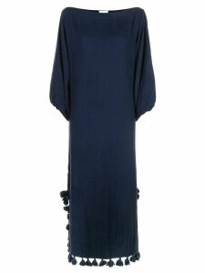Rhode Resort relaxed tunic dress - Blue