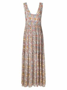 Clube Bossa Mariota long dress - White