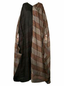 Rick Owens oversized tunic dress - Black