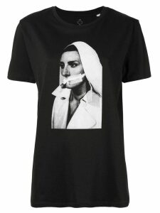 A.F.Vandevorst photographic print T-shirt - Black