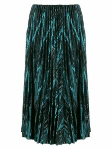 M Missoni knitted skirt - Blue