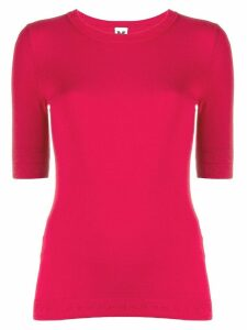 M Missoni knitted top - Red