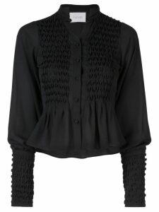 Alexis Capizzi blouse - Black