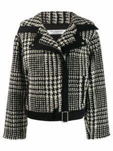 Philosophy Di Lorenzo Serafini double-breasted houndstooth jacket -