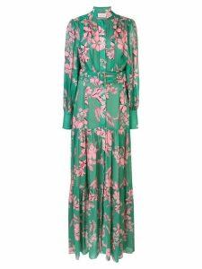 Alexis Rhoda long dress - Green