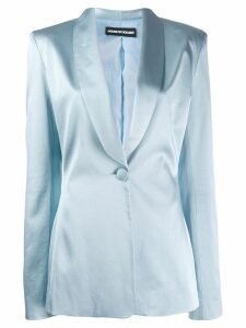House of Holland classic single-breasted blazer - Blue