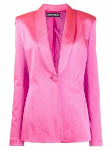 House of Holland classic single-breasted blazer - Pink