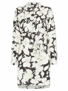 Double Rainbouu Cloud Control floral print shirt dress - Multicolour