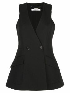 Givenchy sleeveless blazer - Black