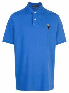 Polo Ralph Lauren martini bear polo shirt - Blue