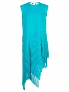 Marques'Almeida asymmetric dress - Blue