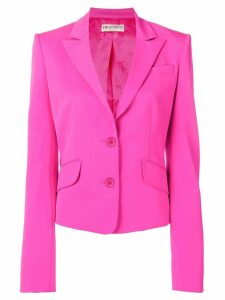 Emilio Pucci Single-Breasted Blazer - Pink