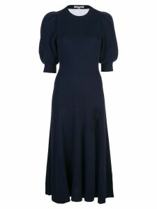 Jonathan Simkhai midi knitted dress - Blue