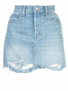 Mother denim skirt - Blue