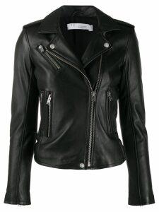 IRO fitted biker jacket - Black