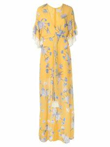 Sachin & Babi printed Jenny dress - Yellow