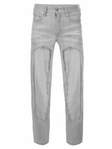 Haculla cut out jeans - Grey