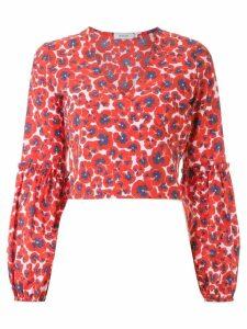 Isolda printed Sara blouse - Multicolour