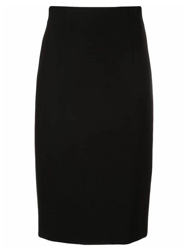 Escada high-waisted pencil skirt - Black