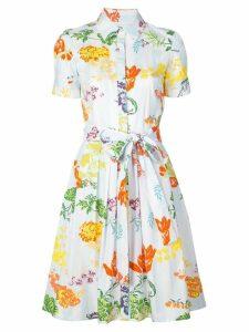 Carolina Herrera summer dress - White