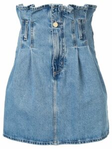 Nobody Denim Galileo Skirt - Blue