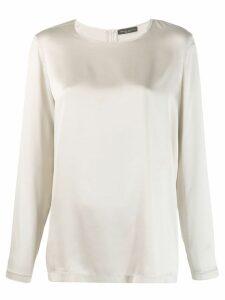 Fabiana Filippi silk blouse - Neutrals