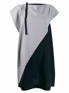 132 5. Issey Miyake casual dress - Blue