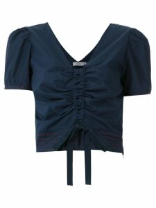 Isolda Realce top - Blue