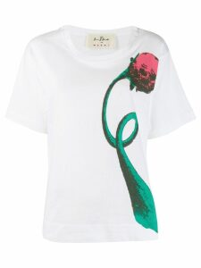 Marni printed T-shirt - White