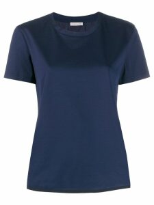 Moncler loose fit T-shirt - Blue