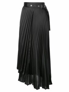 Brunello Cucinelli pleated skirt - Black