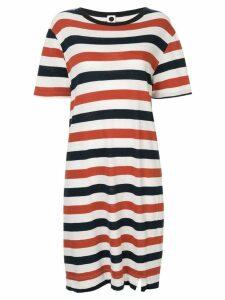 Bassike striped T-shirt dress - Multicolour