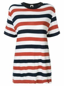 Bassike striped T-shirt - Multicolour