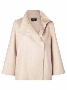 Akris lightweight coat - Neutrals