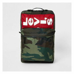 Levis Camo Backpack