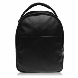 Armani Exchange Armani Embossed Backpack Mens