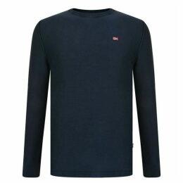 Napapijri Sleeve Knit Logo Jumper